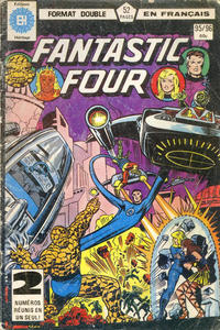Cover Thumbnail for Fantastic Four (Editions Héritage, 1968 series) #95/96