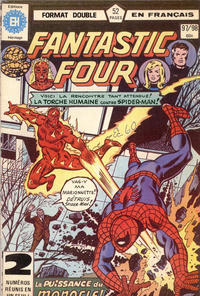 Cover Thumbnail for Fantastic Four (Editions Héritage, 1968 series) #97/98