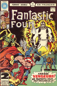 Cover Thumbnail for Fantastic Four (Editions Héritage, 1968 series) #119/120