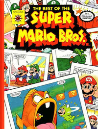 Cover Thumbnail for The Best of the Super Mario Bros. (Acclaim / Valiant, 1990 series)