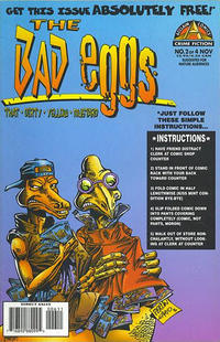 Cover Thumbnail for The Bad Eggs: That Dirty Yellow Mustard (Acclaim / Valiant, 1996 series) #2