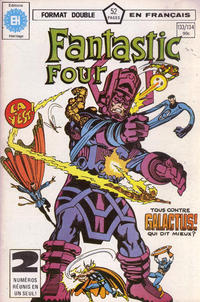 Cover Thumbnail for Fantastic Four (Editions Héritage, 1968 series) #133/134