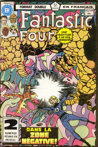 Cover Thumbnail for Fantastic Four (Editions Héritage, 1968 series) #143/144