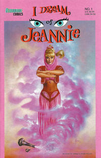 Cover Thumbnail for I Dream of Jeannie (Airwave Publishing LLC, 2001 series) #1