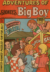 Cover Thumbnail for Adventures of Big Boy (Paragon Products, 1976 series) #55