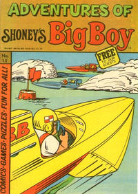 Cover Thumbnail for Adventures of Big Boy (Paragon Products, 1976 series) #15