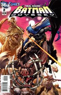 Cover Thumbnail for Batman: Odyssey (DC, 2011 series) #2