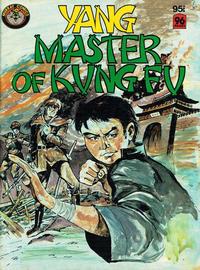 Cover Thumbnail for Yang Master of Kung Fu (K. G. Murray, 1982 series)
