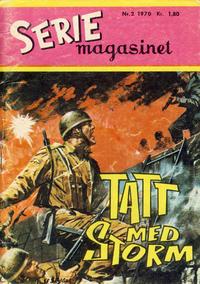 Cover Thumbnail for Seriemagasinet (Serieforlaget / Se-Bladene / Stabenfeldt, 1951 series) #2/1970