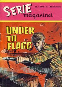 Cover Thumbnail for Seriemagasinet (Serieforlaget / Se-Bladene / Stabenfeldt, 1951 series) #1/1970