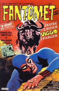 Cover Thumbnail for Fantomet (Semic, 1976 series) #10/1989