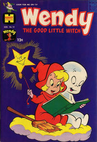 Cover Thumbnail for Wendy, the Good Little Witch (Harvey, 1960 series) #13