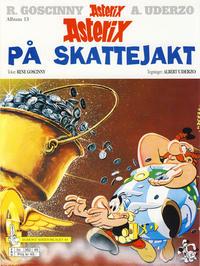 Cover Thumbnail for Asterix (Hjemmet / Egmont, 1969 series) #13 - Asterix på skattejakt [8. opplag]