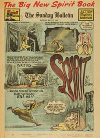Cover Thumbnail for The Spirit (Register and Tribune Syndicate, 1940 series) #5/11/1947