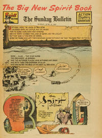 Cover Thumbnail for The Spirit (Register and Tribune Syndicate, 1940 series) #6/15/1947