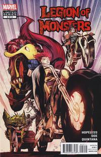 Cover Thumbnail for Legion of Monsters (Marvel, 2011 series) #2