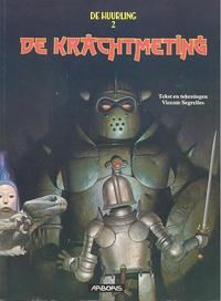 Cover Thumbnail for De Huurling (Arboris, 1984 series) #2 - De krachtmeting