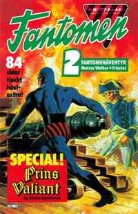 Cover Thumbnail for Fantomen (Semic, 1963 series) #19/1977