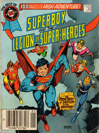 Cover Thumbnail for The Best of DC (DC, 1979 series) #44 [Newsstand]