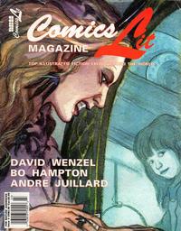 Cover Thumbnail for ComicsLit Magazine (NBM, 1995 series) #3
