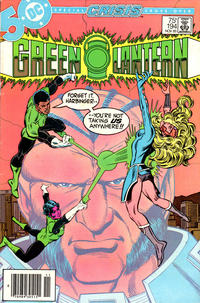Cover for Green Lantern (DC, 1976 series) #194 [Newsstand]