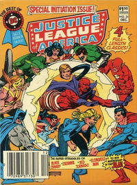 Cover Thumbnail for The Best of DC (DC, 1979 series) #31 [Newsstand Edition (Canadian)]