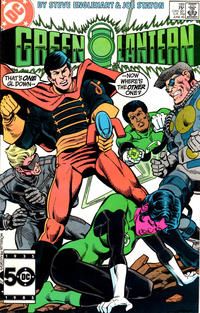Cover Thumbnail for Green Lantern (DC, 1976 series) #189 [Direct Sales]