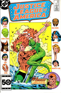 Cover Thumbnail for Justice League of America (DC, 1960 series) #242 [Direct Sales]