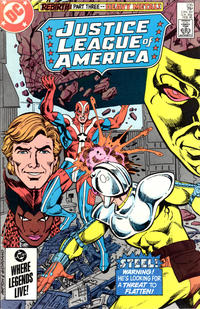 Cover Thumbnail for Justice League of America (DC, 1960 series) #235 [Direct]