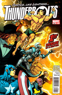 Cover Thumbnail for Thunderbolts (Marvel, 2006 series) #163