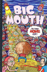 Cover Thumbnail for (You and Your) Big Mouth (Fantagraphics, 1993 series) #5