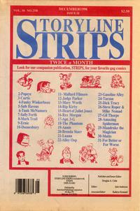 Cover Thumbnail for Storyline Strips (American Publishing, 1988 ? series) #v10#25B