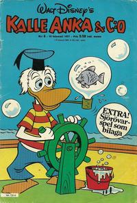 Cover Thumbnail for Kalle Anka & C:o (Hemmets Journal, 1957 series) #6/1977