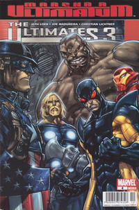 Cover Thumbnail for The Ultimates 3 (Editorial Televisa, 2008 series) #4