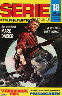 Cover Thumbnail for Seriemagasinet (Semic, 1970 series) #18/1984