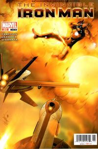 Cover Thumbnail for El Invencible Hombre de Hierro, the Invincible Iron Man (Editorial Televisa, 2010 series) #20