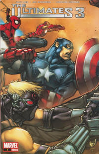 Cover Thumbnail for The Ultimates 3 (Editorial Televisa, 2008 series) #1