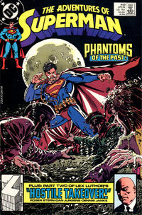 Cover Thumbnail for Adventures of Superman (DC, 1987 series) #453 [Direct Sales Variant]