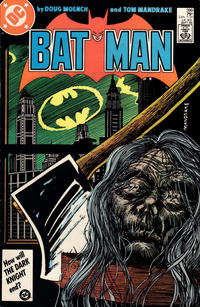 Cover Thumbnail for Batman (DC, 1940 series) #399 [Direct Sales Variant]