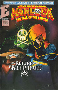 Cover Thumbnail for Captain Harlock: Fall of the Empire (Malibu, 1992 series) #1