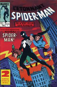 Cover Thumbnail for L'Étonnant Spider-Man (Editions Héritage, 1969 series) #157/158