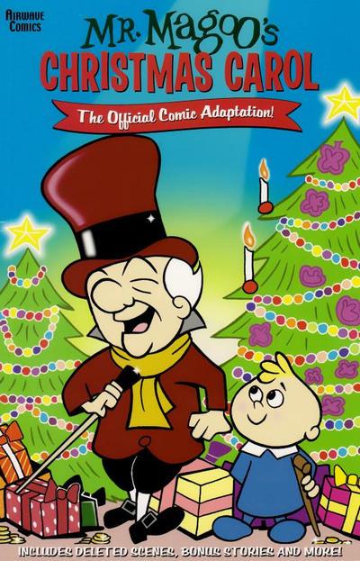 Cover for Mr. Magoo's Christmas Carol (Airwave Publishing LLC, 2002 series)
