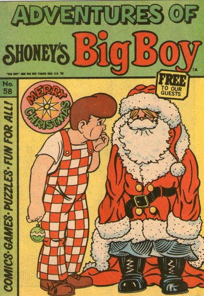 Cover for Adventures of Big Boy (Paragon Products, 1976 series) #58