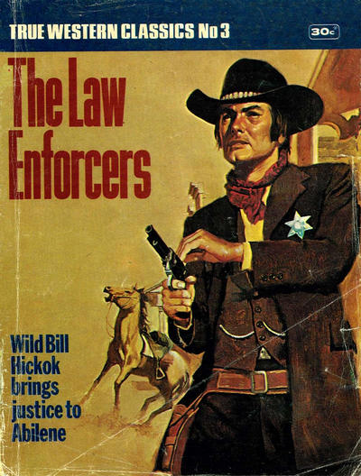 Cover for True Western Classics (K. G. Murray, 1975 ? series) #3