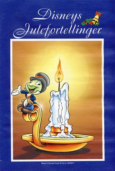 Cover for Bilag til Donald Duck & Co (Hjemmet / Egmont, 1997 series) #48/2011