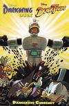 Cover for Darkwing Duck/DuckTales: Dangerous Currency (Boom! Studios, 2011 series) #[nn]
