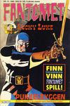 Cover for Fantomet (Semic, 1976 series) #12/1989