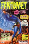Cover for Fantomet (Semic, 1976 series) #14/1989