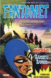 Cover for Fantomet (Semic, 1976 series) #16/1989