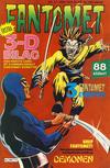 Cover for Fantomet (Semic, 1976 series) #17/1989